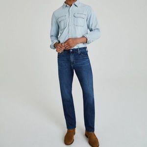 Adriano Goldschmied Everett Slim Straight Jeans 33